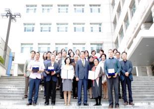 제38회 스승의 날 부총리 겸 교육부 장관상 및 장기근속 교직원 시상식 개최